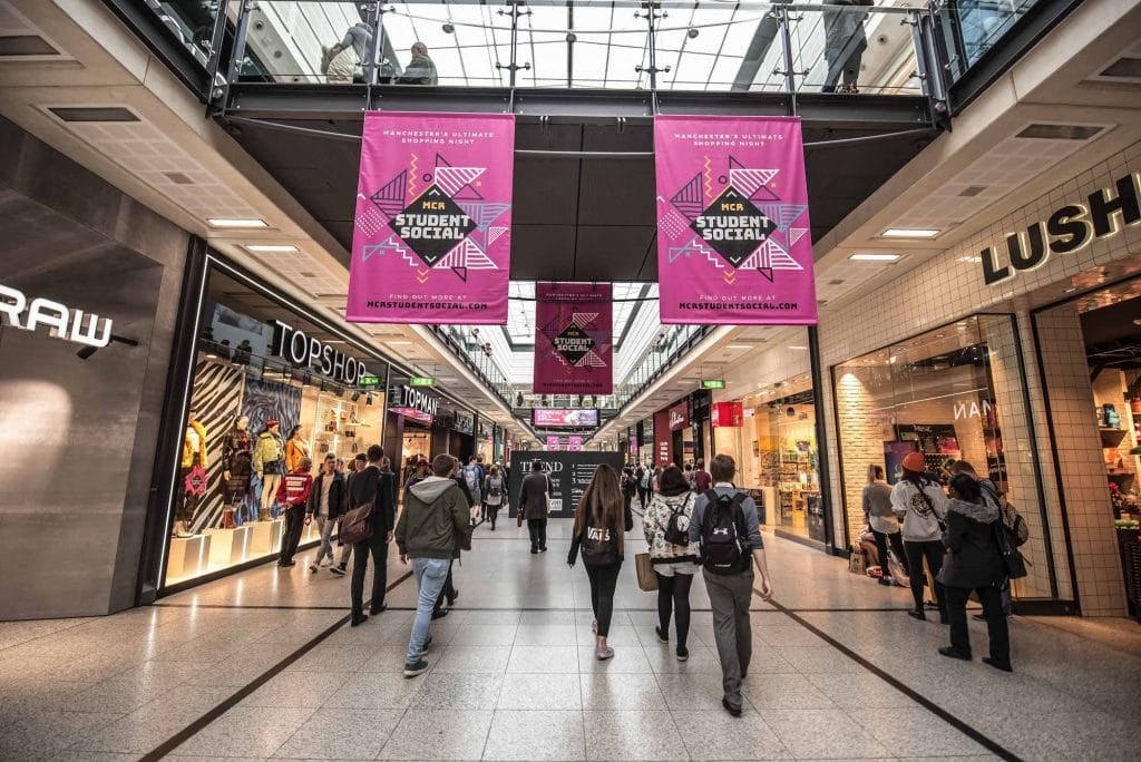 Manchester's Massive Student Shopping Night Will Return This Month