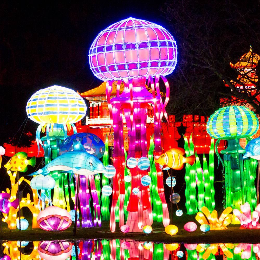 Europe's Biggest Lantern And Light Festival Has Launched In Manchester