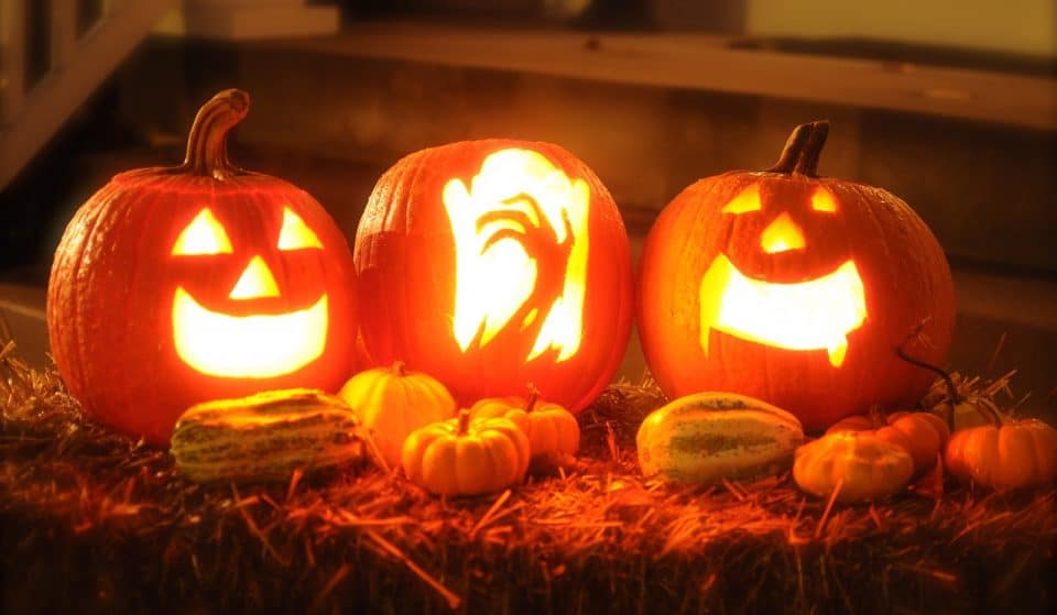 Mancs Will Be Able To Get A Pre-Carved Pumpkin For £1 On Deliveroo This Halloween