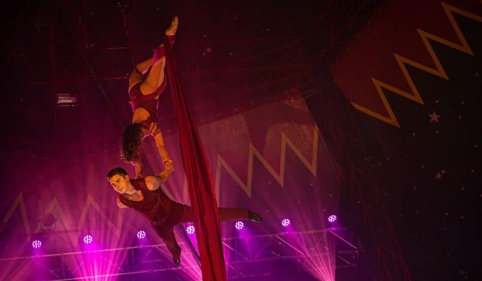 A Steampunk Day Of The Dead-Themed Circus Is Coming To Manchester This Half Term