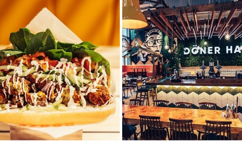 A Massive Kebab Restaurant Will Open In Manchester's Corn Exchange