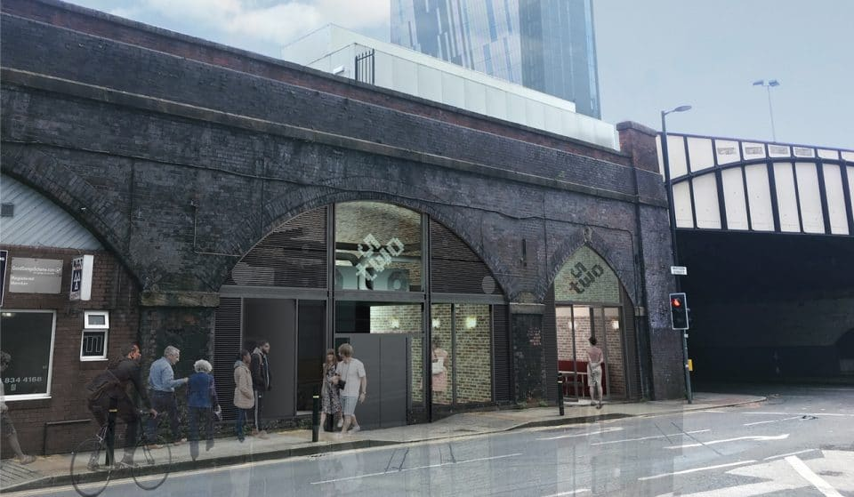 A Theatre Will Open In The Railway Arches Beneath Manchester Central