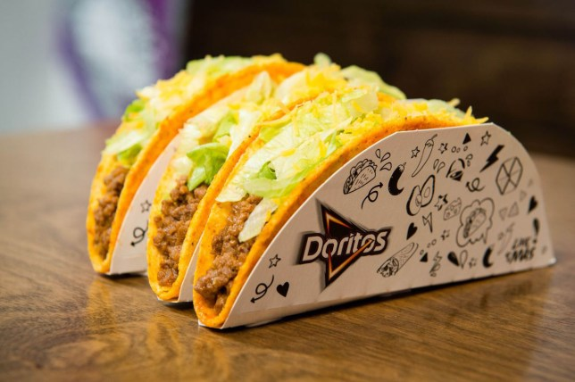 Doritos Tacos Have Landed In The UK