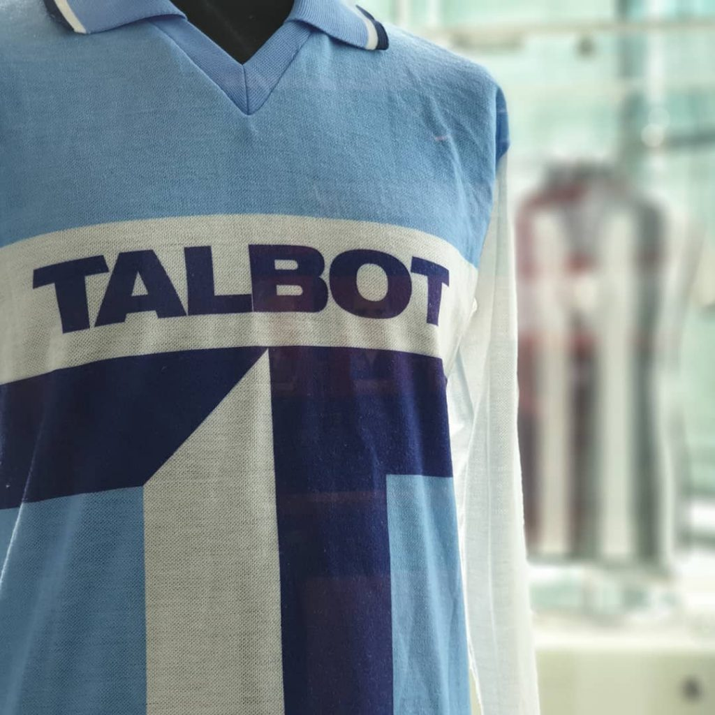 The UK's Biggest Curated Exhibition Of football Shirts Has Opened In Manchester