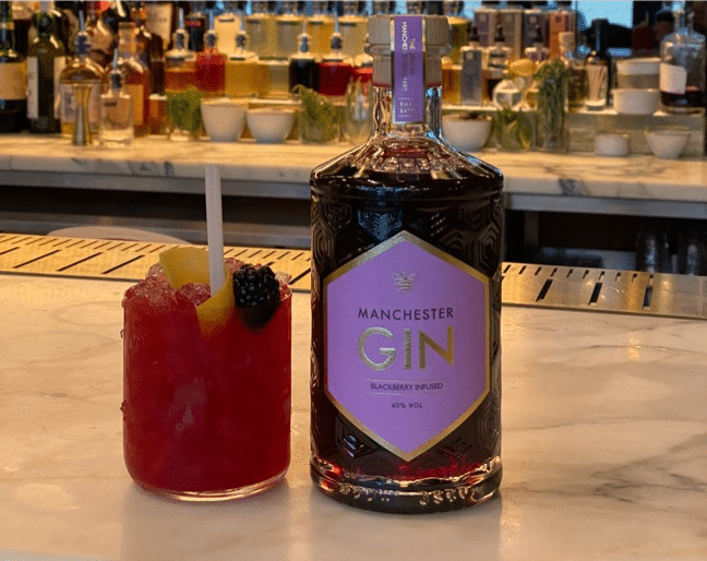 Manchester Gin Has Created A Showstopping Sixth Flavour