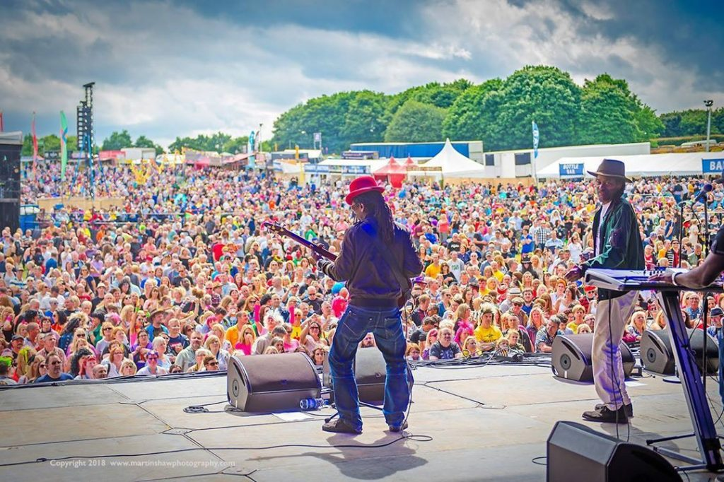 A Reggae Festival Is Happening In Manchester This Month