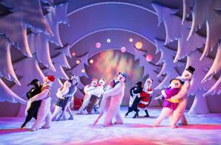 Festive Favourite The Snowman WIll Return To Manchester This Christmas