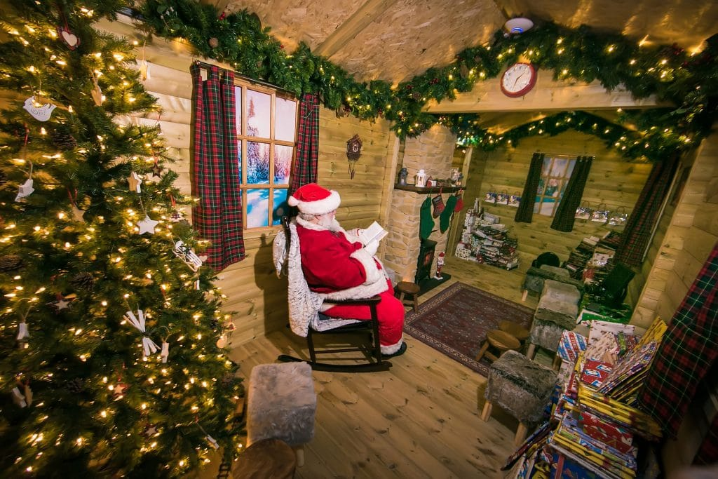 Chill Factore Will Hold Autism-Friendly Santa's Grotto Sessions
