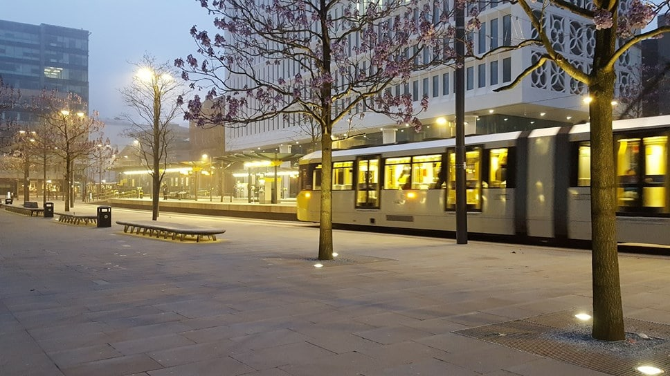 Metrolink Trams Will Run Until 2am This Christmas