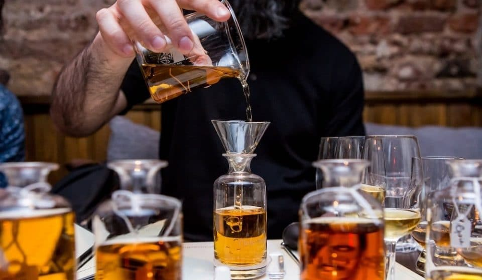 This Pop-Up Whisky Blending Experience Is Returning To The Loft