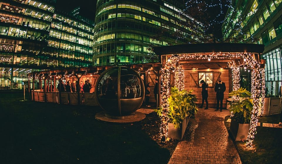 Step Into Spinningfields For A Spellbinding Christmas