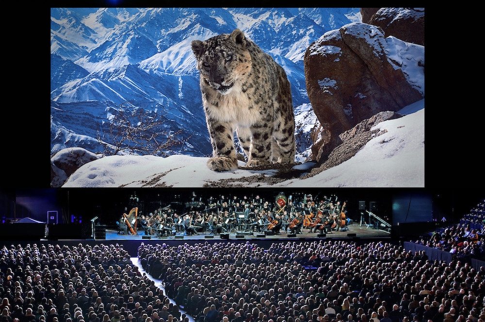 Planet Earth II Live In Concert Is Coming To Manchester Arena