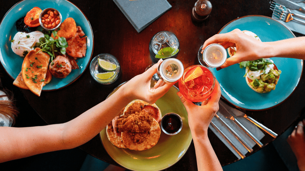 These Are The Best Bottomless Boozy Brunches To Try In Manchester