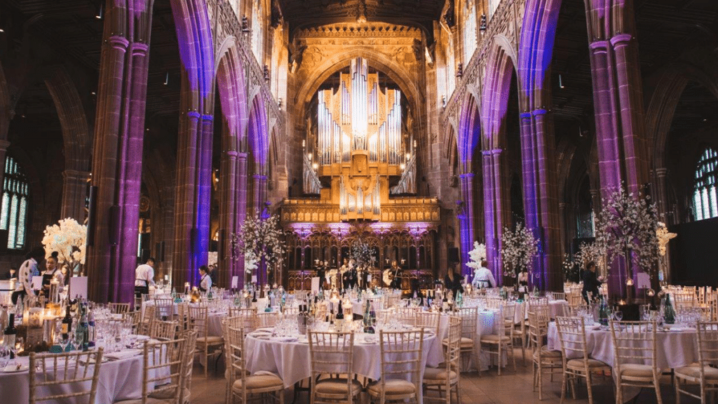 This Beautiful Cathedral Will Host A Bespoke Jazz Night By Candlelight