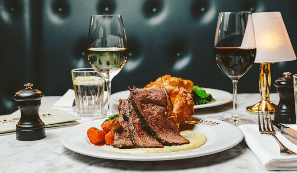 This Manchester Restaurant Is Offering A Delicious Scottish Inspired Menu For Burns Night • Alston Bar & Beef