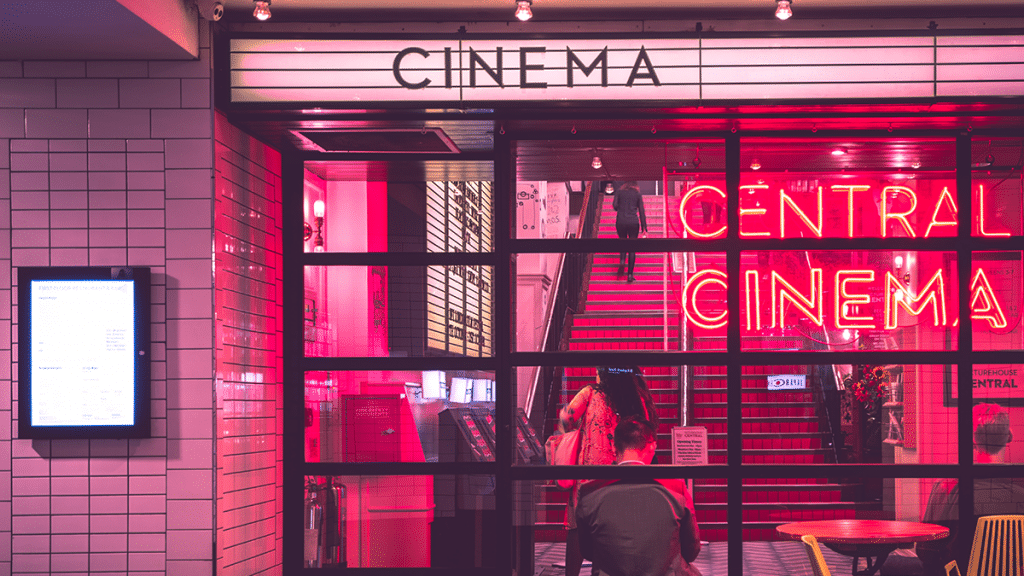 Going To The Cinema Might Be Just As Good For You As Exercise, Study Says