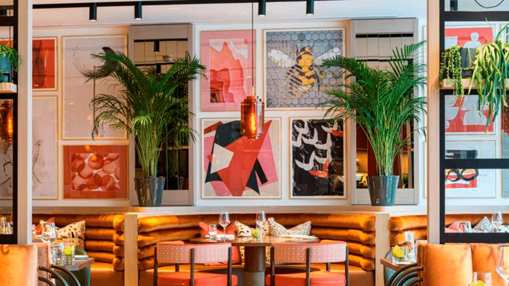 Take A Peek At The Lowry's Five Star Newly Renovated River Restaurant