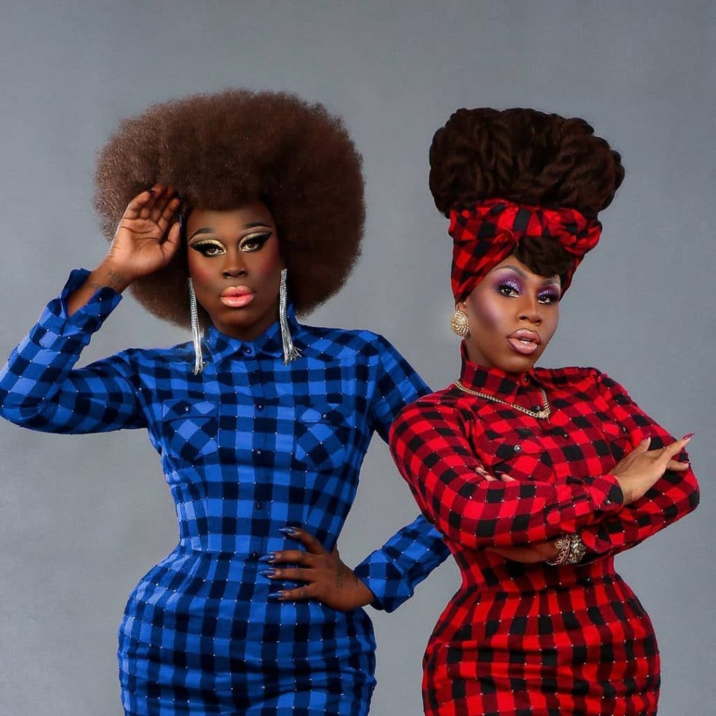 RuPaul's Drag Race Stars Bob The Drag Queen And Monet X Change Are Coming To Manchester