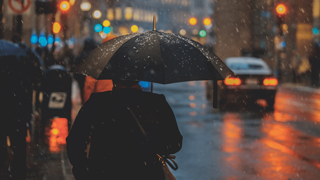 The Third Storm This Month Is Set To Batter Manchester This Weekend