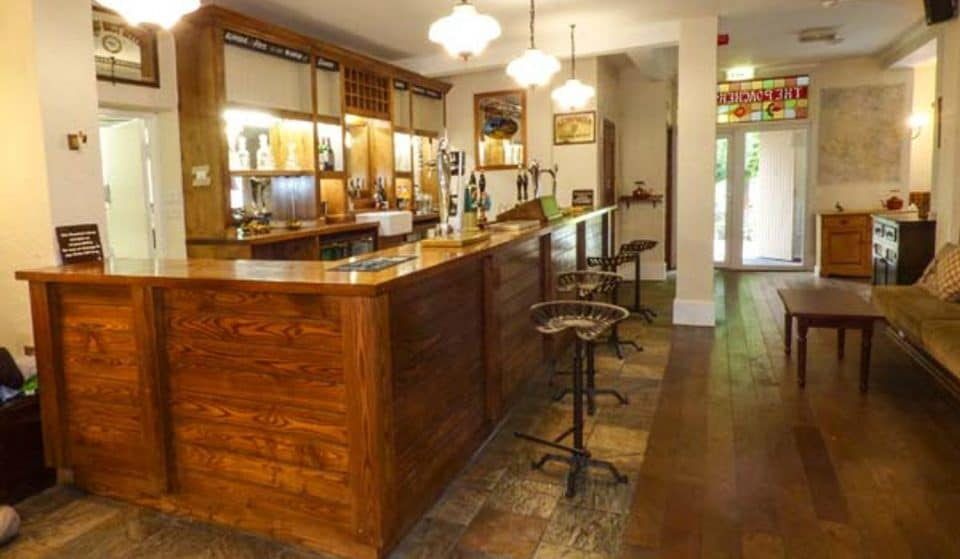 The Peak District Pub You Can Rent With Your Mates For Next To Nowt