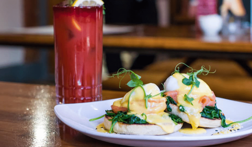 This Northern Quarter Bar Offers Bottomless Plates Of Brunch Every Month · The Pen and Pencil