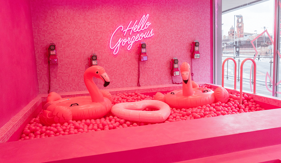 Literally Just 11 Of The Pinkest Places in Manchester