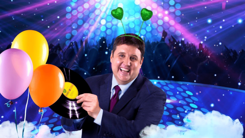 Peter Kay Confirms He's Back With A Brand New Tour After Long Hiatus