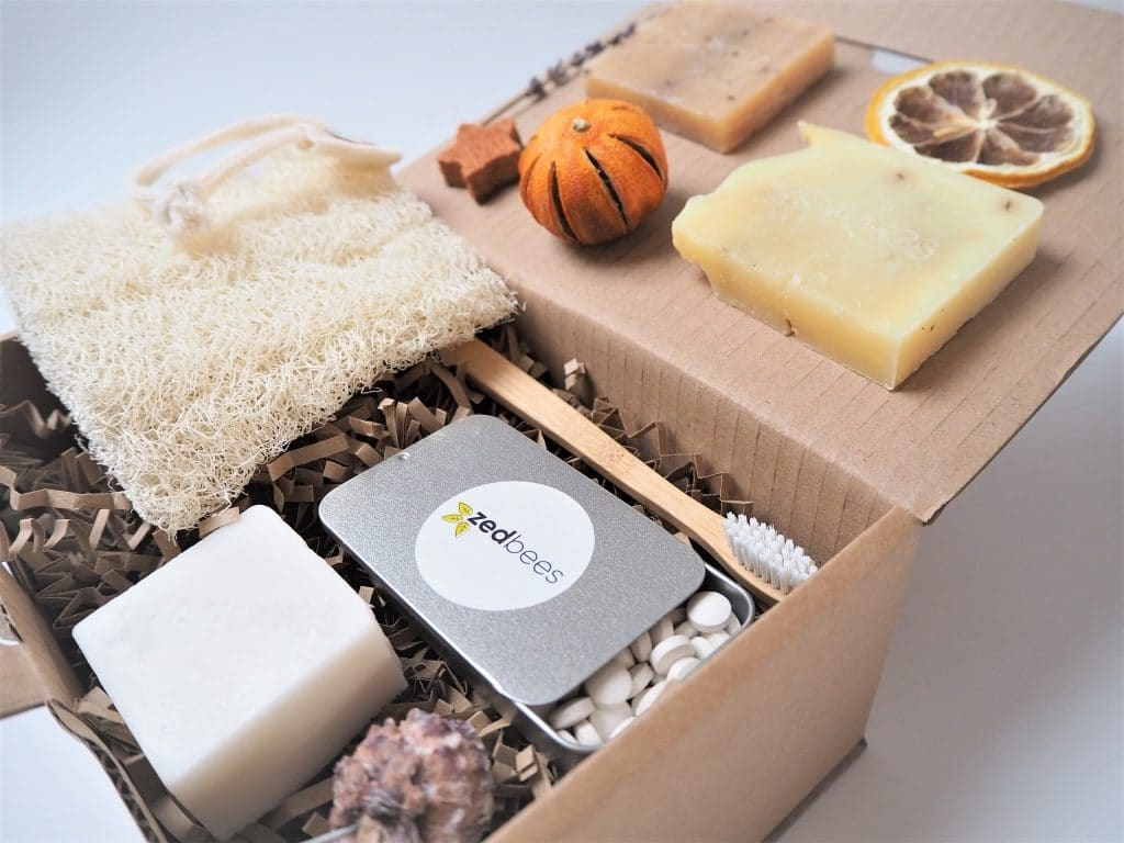 This Manchester Couple Has Created Plastic-Free Subscription Boxes For Your Bathroom