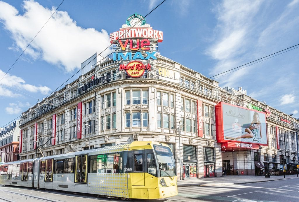 The Printworks Is Set To Be Transformed In A Huge £9M Investment
