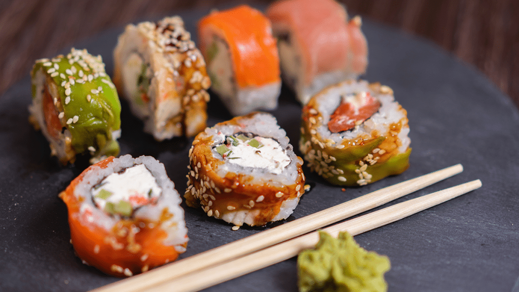 A Festival Dedicated To Sushi Is Coming To Manchester This Autumn