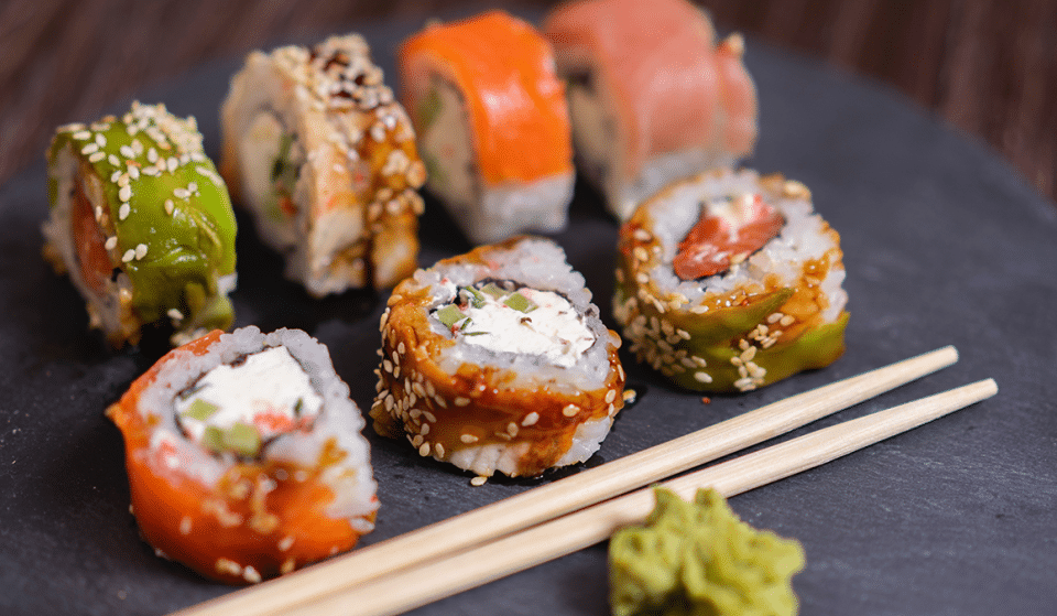 A Festival Dedicated To Sushi Is Coming To Manchester This Year