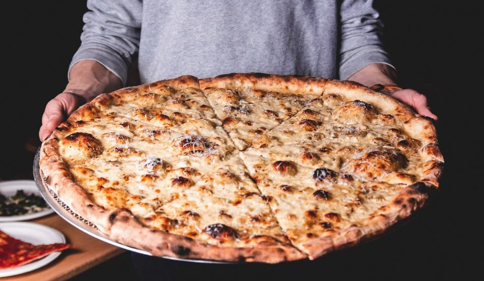 The Northern Quarter Pizza Spot That Serves Slices Bigger Than Your Head · Nell's Pizza