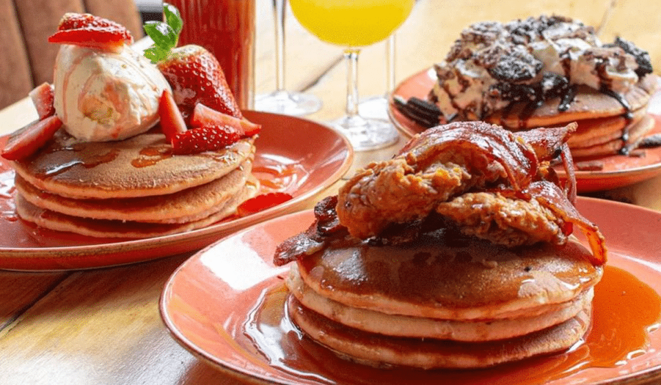 This Manchester Restaurant Is Hosting Bottomless Pancakes And Cocktails For Pancake Day