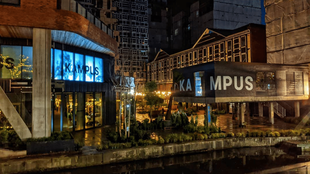 An Old Security Container On Stilts Is Being Transformed Into A Pop-Up Restaurant