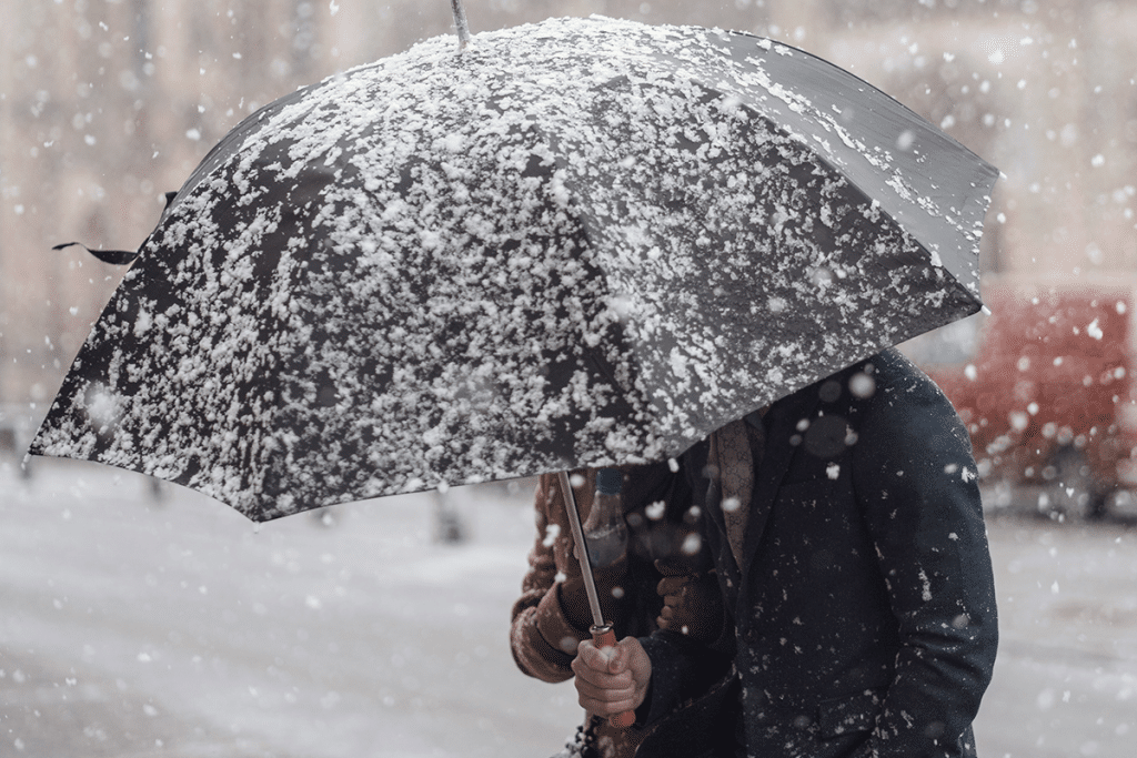 Manchester Is Set To Be Sprinkled With Snow For The First Time This Year