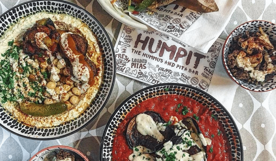 A Hummus Restaurant Is Opening In Manchester City Centre Really Soon