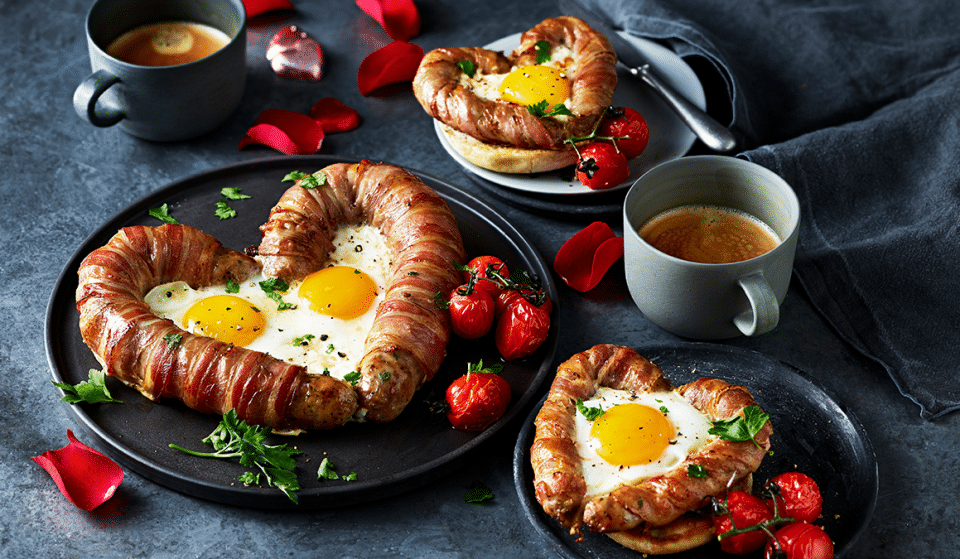 M&S Is Bringing Back Their Massive Valentine's Day 'Love Sausage'
