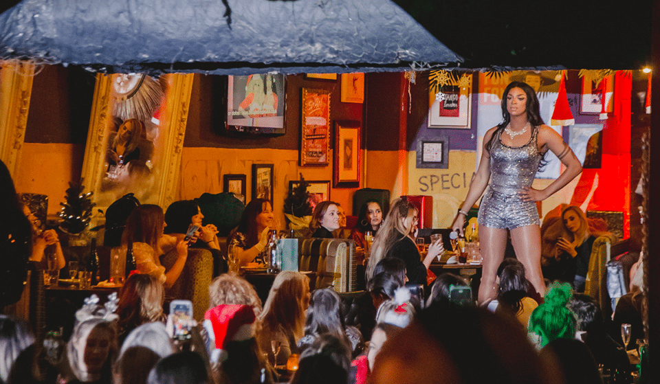 This Bougie Bottomless Brunch Features Immersive Performances From The UK's Best Drag Queens