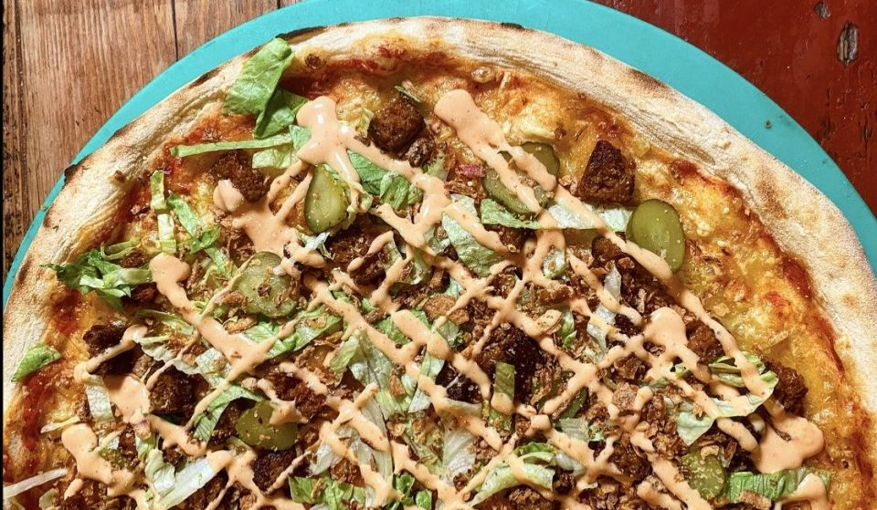 Crazy Pedros Has Launched A 100% Plant-Based Vegan Pizza For February