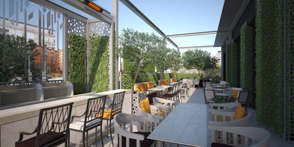 Dakota Manchester Is Transforming Its Waterside Terrace Into A Summer Retreat