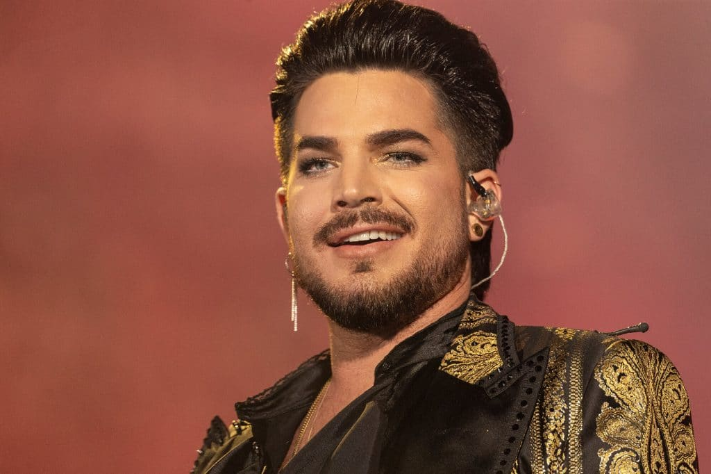 Adam Lambert Has Been Announced As One Of This Year's Manchester Pride Acts