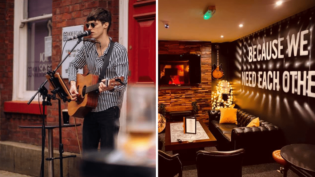 An Oasis-Themed Bar Exists Near Manchester And We Definitely Maybe Want To Go