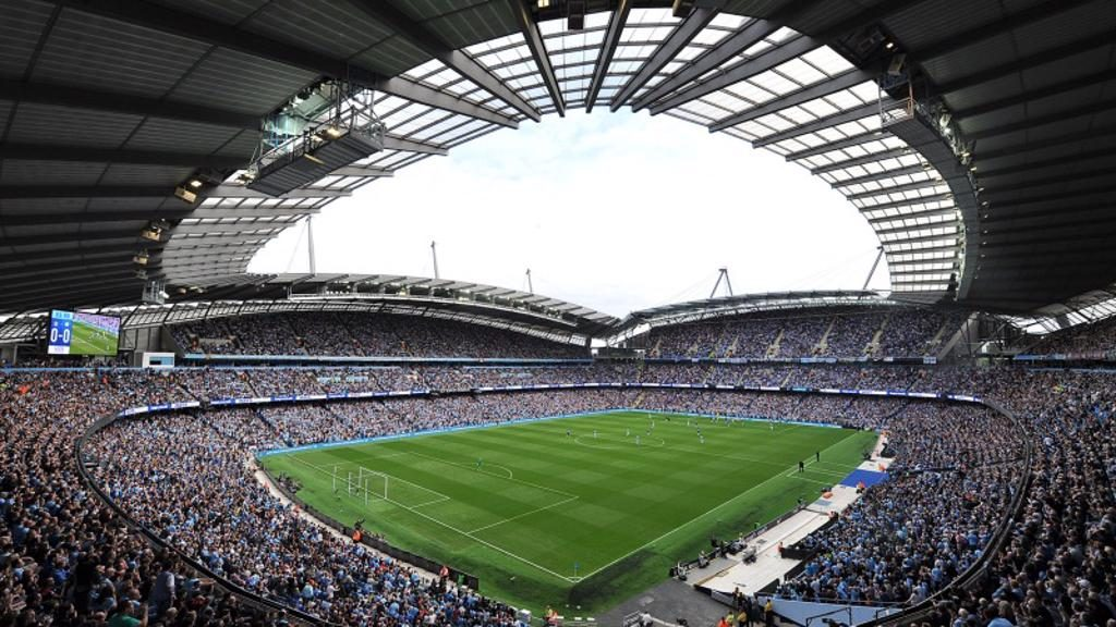 Man City Has Made Etihad Stadium Available For NHS Use During Pandemic