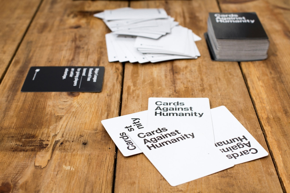 You Can Now Play Cards Against Humanity Online, In Case You Were Bored Out Of Your Mind