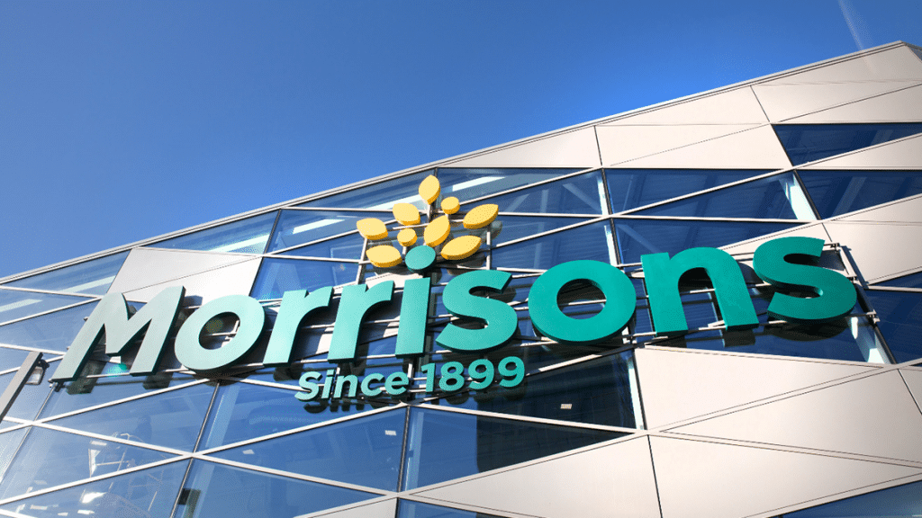 Morrisons Has Teamed Up With Deliveroo To Help People Get Grocery Deliveries