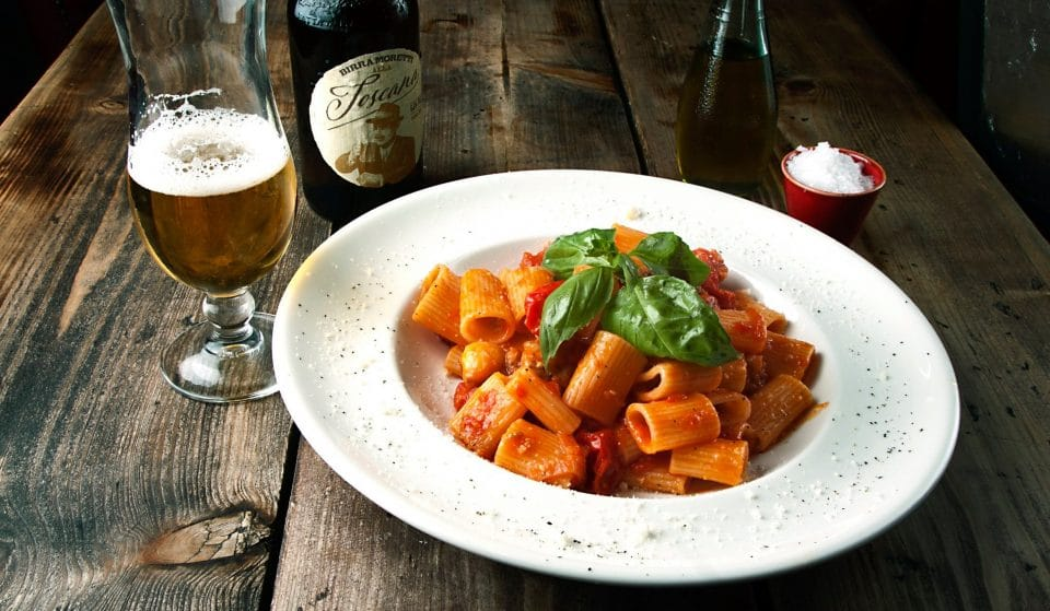 Salvi's Has Revealed The Recipe To Their Authentic Italian 'Pasta Salvi's' Dish