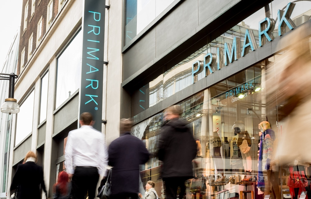 Primark Is Closing All UK Stores As Of This Evening