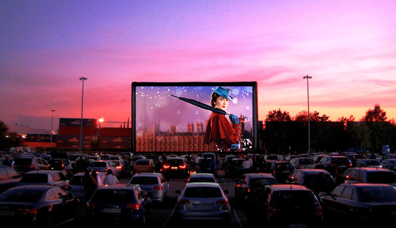 A Drive-In Cinema Is Coming To Manchester Where You Can Watch From Your Car