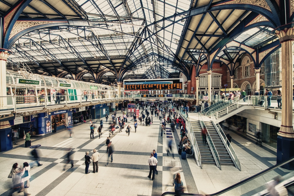 Train Services Across The UK To Be Reduced Due To Coronavirus