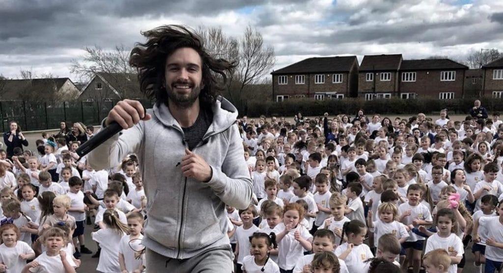 Joe Wicks Will Stream Live PE Lessons For School Children Across The Nation